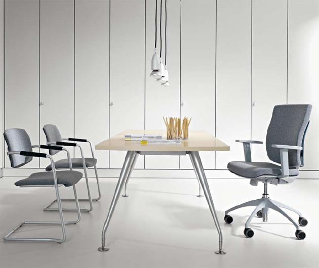 Sedute per ufficio sedie poltrone e sgabelli linekit for Sedute per ufficio