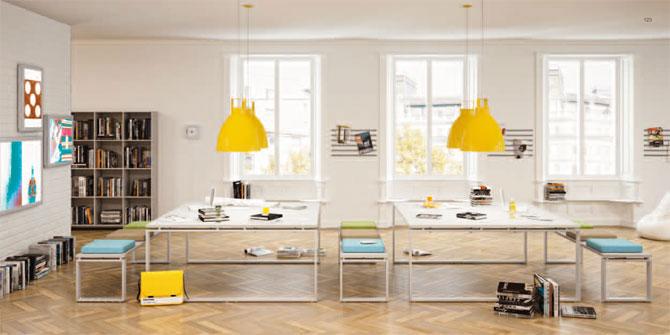 Affordable arredamento ufficio creativo come arredare un for Arredamento ufficio economico