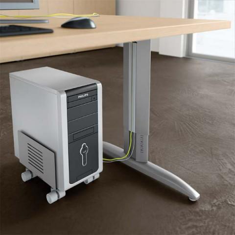 Scrivanie per ufficio ecco le dimensioni giuste linekit for Dimensioni mobili ufficio