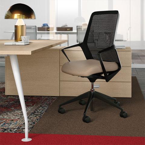 Sedie ufficio online poltrone per l 39 ufficio linekit for Sedie ufficio on line