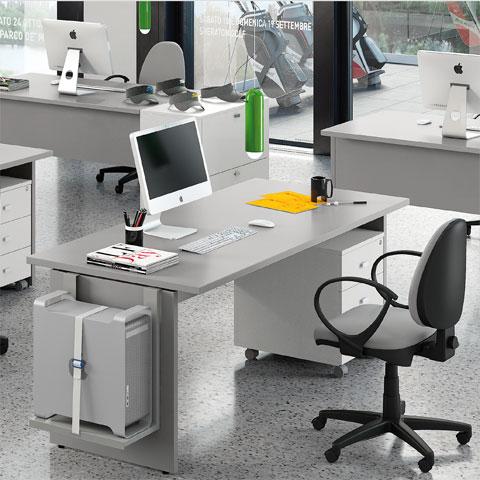 Scrivanie per ufficio operative - Acquista online con Linekit