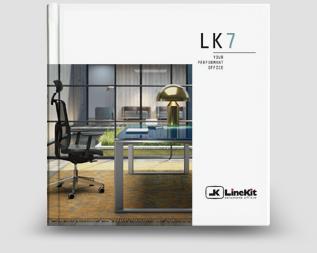 Cataloghi linekit for Catalogo design di mobili per ufficio