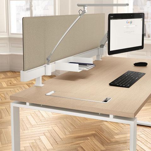 Arredo ufficio operativo personalizzare l 39 ufficio linekit for Divisori da ufficio