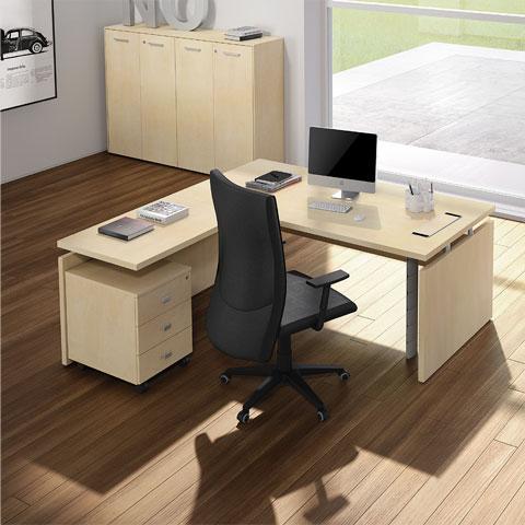 Scrivanie per ufficio che cosa stai cercando for Cassettiera ufficio economica