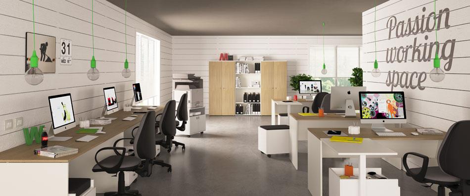 Start up la scrivania per ufficio pi economica sul mercato for Scrivania economica ufficio