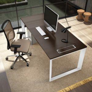 composizione scrivania per ufficio