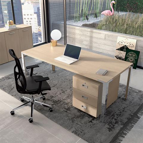 scrivania per ufficio napee