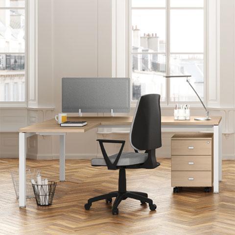 Scrivanie per ufficio operative acquista online con linekit for Scrivanie operative per ufficio prezzi