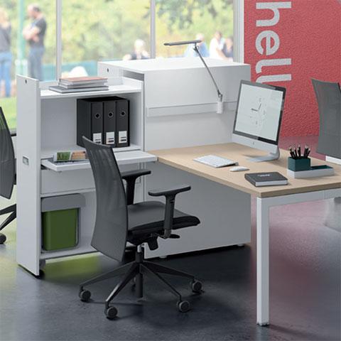 scrivania per ufficio Smartdesk