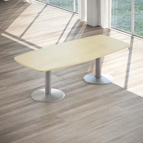 Come scegliere il giusto tavolo riunioni ufficio - Linekit