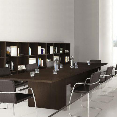 Tavoli riunione e arredamento sala riunioni linekit linekit for Tavoli on line