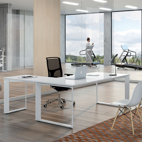 scrivania per studio