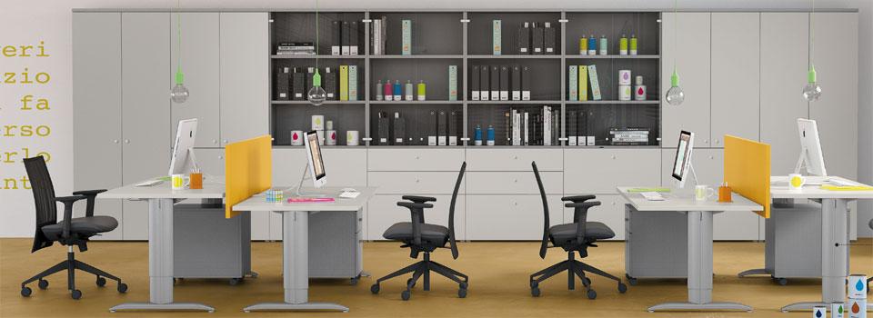 Scrivanie per ufficio: che dimensioni devono avere? - Linekit