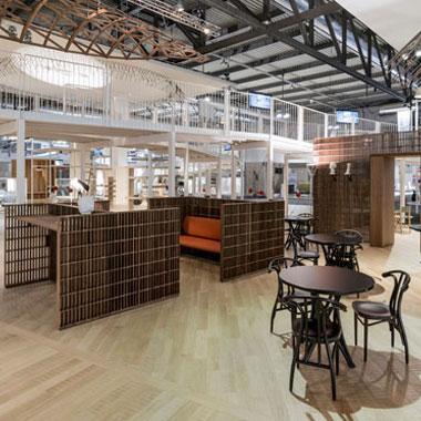 Salone Ufficio Milano