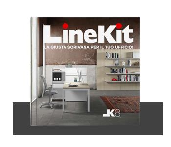 Mobili ufficio i nuovi cataloghi di linekit linekit - Caccaro mobili catalogo ...