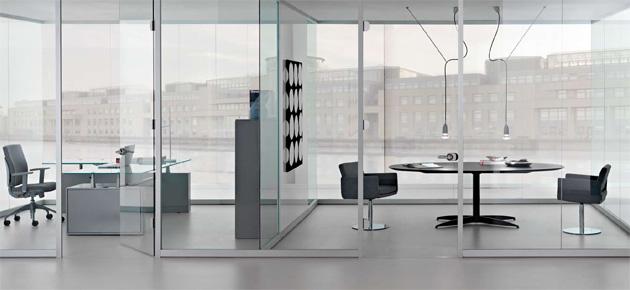 Pareti mobili ufficio linekit for Mobili design ufficio