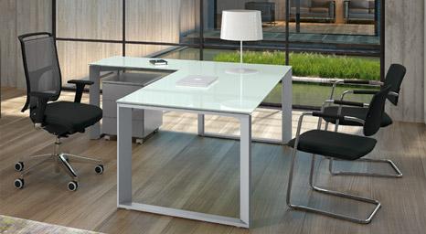 Scrivania Ufficio Doppia : Scrivanie per ufficio ecco le dimensioni giuste linekit
